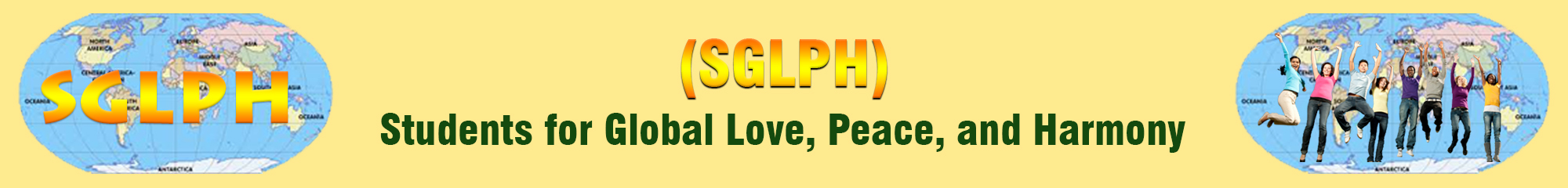 SGLPH: Students for Global Love Peace and Harmony